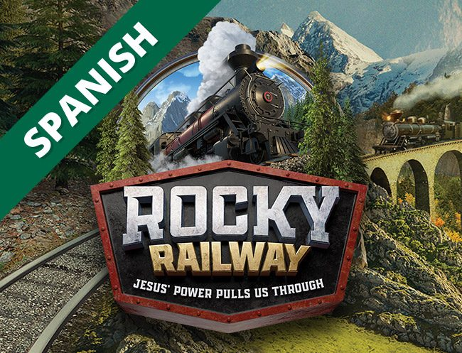 Rocky Railway Spanish Bilingual VBS