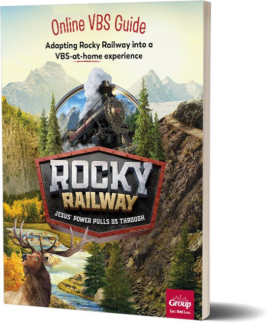 Rocky Railway Online VBS Guide