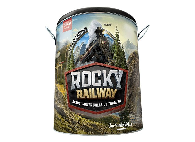 Totally Catholic Rocky Railway Ultimate Starter Kit Plus Digital