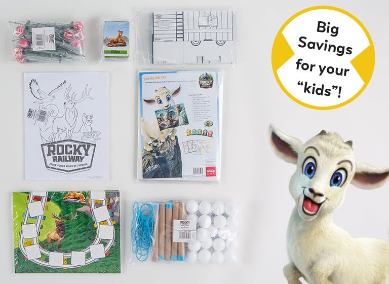 VBS At-Home Preschool Supply Pack