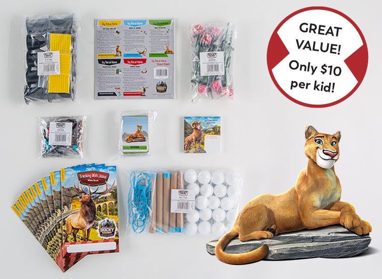 VBS At-Home Elementary Supply Pack