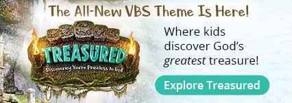 2021 VBS Theme Release