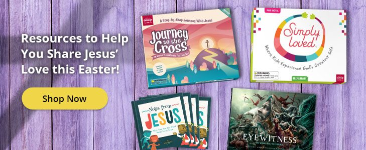 Easter Resources for Your Church