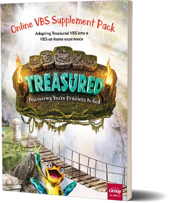 Treasured VBS Guide