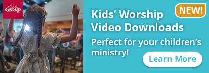 Children's Ministry Music Video Downloads for your Church