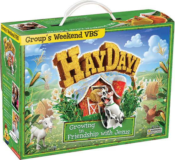 Hay Day Weekend VBS 2022 Starter Kit